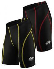 German Wear, Radhose Fahrradhose Radlerhose Gepolsterte Coolmax Radler-Shorts
