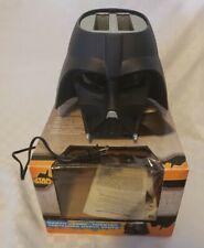 Authentic Disney Star Wars Darth Vader Helmet Toaster in Original Packaging