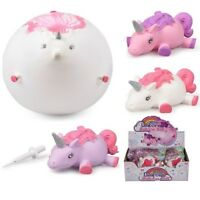 UNICORN BALLOON BALL Girls Toy Bounce Ball Xmas Gift Christmas Stocking Filler