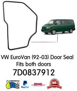 VW EuroVan 1992-2003 Front door Seal (Left or Right) (Best Seller in Germany!)