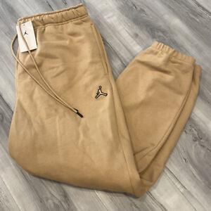 Nike Jordan Essentials Men's Fleece Pants brown DA9820-245 size L