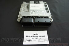 ORIGINAL Audi S6 4F 435PS Motor Steuergerät Ottomotor 4F1910562A BXA 5.2 FSI V10