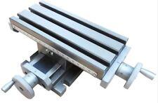 SCT Mini Cross Slide Milling Table Ref: 41314000 XY Precision