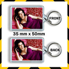 NIGELLA LAWSON- NOT THE COOK BOOK -KEYRING 35X50mm