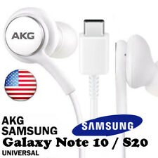 Samsung Galaxy NOTE 10 / S20 Type C AKG Earphones with Mic Headphones Original