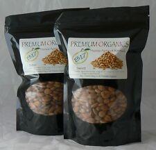 Premium Organics Hunza Valley Bitter Apricot Kernels 500g