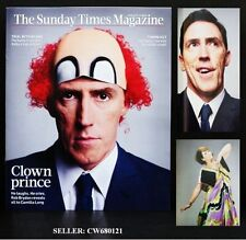 ROB BRYDON INTERVIEW - THE SUNDAY TIMES MAGAZINE - AUGUST 2012