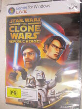 Star Wars The Clone Wars Republic Heroes Game PC (NEW)