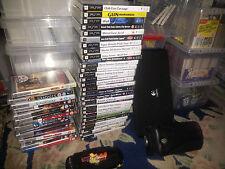 PSP +29 GAMES +14 FILMS