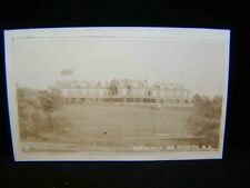 Antique POSTCARD Real Photo, Inn, CHESTER, NY. c1907