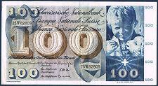 BILLET DE BANQUE - SUISSE.100 FRANCS Pick n° 49.d du 21.12.1993 en TTB 25W82809