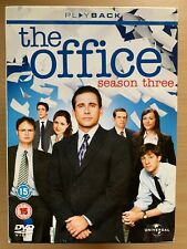 The Office Season 3 DVD Box Set An American Workplace Comedy Series US Remake
