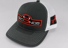 8 SECONDS, RODEO HAT, CAP, Bull Rider, Bronco, Horse, Trucker hat, Snapback, MAD