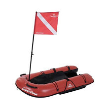 BEUCHAT Guardian Board Float with Legal Dive Flag for Spearfishing Scuba Snorkel