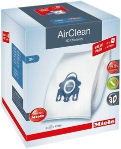 Miele 41996604EU1 GN Value Pack Filter Bag, Blue Collar