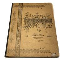 Landon's Reed Organ Method Theodore Tresser Copyright 1891 Vintage Music