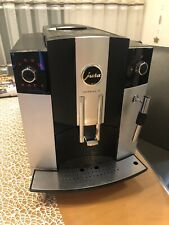 JURA IMPRESSA C5  Kaffeevollautomat - Schwarz