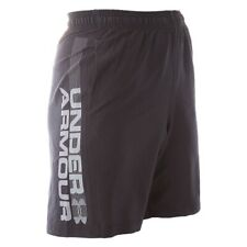 UNDER ARMOUR MEN'S WOVEN GRAPHIC WORDMARK LIGHTWEIGHT BREATHABLE SHORTS NWT SIZE