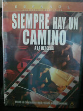 Siempre Hay Un Camino A La Derecha (DVD, 2003) WORLD SHIP AVAIL