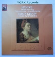 EL 27 0292 1 - HANDEL - German Arias EMMA KIRKBY London Baroque - Ex LP Record
