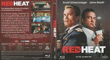 Schwarzenegger * calor rojo * edición sin cortes * BD Blu-ray * menta condición rara rara