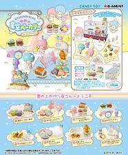 Re-Ment Miniature Sanrio Little Twin Stars Starry Sky Bakery Full set of 8 pcs