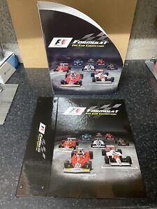 Formula 1 The Car Collection Folder / Ring Binder, Magazines.