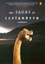 Penguin Classics Deluxe Edition Ser.: The Sagas of Icelanders (2001, Trade Paperback, Deluxe)