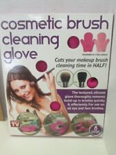 Cosmetic Brush Cleaning Glove As Seen On Tv! Brand New!