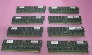 Sun X7004A 1GB (8x128MB) Ultra60 mem 3rd Dataram 62039 Total 1gb