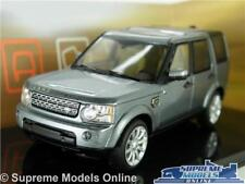 LAND ROVER DISCOVERY MODEL CAR 1:43 SCALE INDUS SILVER IXO DEALER SPEC RANGE K8