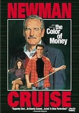 Color of Money 0717951004277 With Tom Cruise DVD Region 1