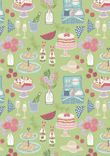 Picnic on Green - Picnic in the Park by Lewis and Irene - Half Metre