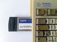 WLAN Netzwerkkarte PCMCIA Amiga 600/1200 WIRELESS Wi-Fi Protected Access (WPA2)