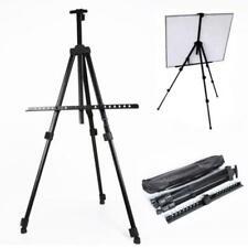 Folding Art Artist Telescopic Field Studio Painting Easel Tripod Display + Bag