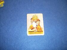 LAMINCARDS EDIBAS DRAGONBALL Z  NR. P11 GOKU - CARD  - DRAGON BALL (2)