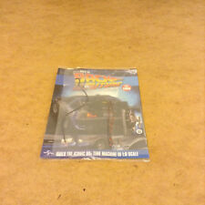 BUILD BACK TO THE FUTURE DELOREAN TIME MACHINE ISSUE100 1:8 SCALE DIE-CAST PARTS