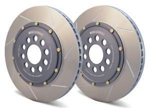 GiroDisc REAR 2pc Floating Rotors for Ferrari 360 Challenge