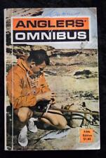Vintage Fishing Book ANGLERS' OMNIBUS Rigs/Reels/Rods/Casting/Spinning AUSTRALIA