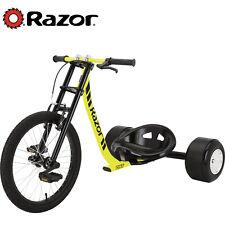 Razor Scooter Drift-Trike Adult Tricycle Bike Drifting Big Wheel Teens