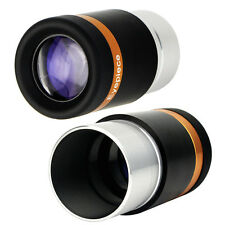 "1.25"" 31.7mm Astronomical Telescope 62-Deg WIDE Eyepiece Lens 23mm Fully Coated"