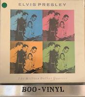 Elvis Presley - The Million Dollar Quartet Vinyl Lp Record EX / EX