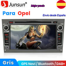 "Para OPEL Signum Zafira Corsa Antara 7"" Autoradio de Coche Radio GPS RDS DAB+BT"