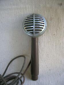 Astatic model 30 mocrophone harp bullet vintage