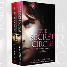 Secret Circle Collection 2 BooksSet Pack (The Initiation the Capti | L. J. Smith