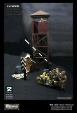 New 1/6 Scale WWII German watchtower all metal