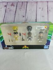 Power Rangers MMPR Hastings Crystal Villain Exclusive Figure Set