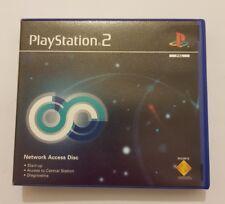 Network Acces Disc PlayStation 2 (Ps2) pal España SIN manual
