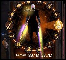 Diablo 3 ROS Xbox One [Softcore] puce Necromancer Barren Set 150 Grift facile!