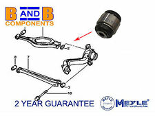 BMW 3 SERIES E36 E46 REAR UPPER BALL JOINT MOUNT BUSH 33326775551 MEYLE A621